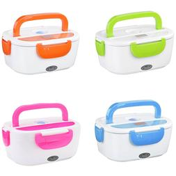 1.5L Electric Portable Lunch Box Food Storage Container Heat