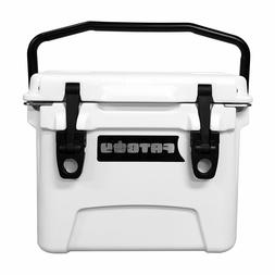 Fatboy 10QT Rotomolded Cooler Chest Ice Box Hard Lunch Box