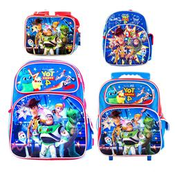 Toy Story 4 Backpacks, Lunch Box for Kids School Bag Picnic