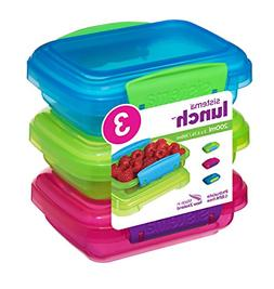Sistema 41524 Lunch Collection Food storage containers Blue,