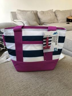 Arctic Zone 8 Can Insulated Tote Cooler Lunch Bag Thermal Pv