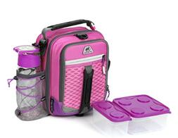 Arctic Zone High-Performance Dual-Compartment Lunch Box In P