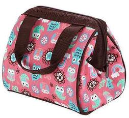 Fit & Fresh Kids' Riley Insulated Lunch Bag with Zipper, Cut