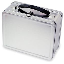 Plain Metal - Customizable - Lunch Box