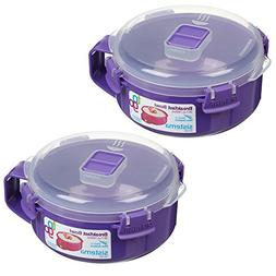 Sistema To Go Collection Microwave Breakfast Bowl  28.7 Ounc