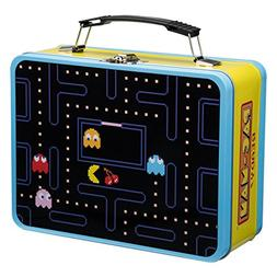 Vandor 69070 PAC-MAN Large Tin Tote, Multicolored