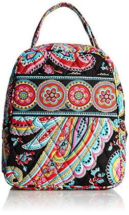Vera Bradley Lunch Bunch, Parisian Paisley, One Size
