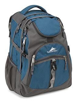 High Sierra Access Laptop Backpack, Lagoon/Slate