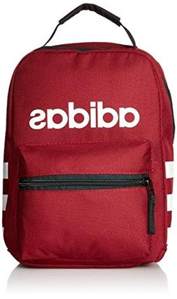 adidas Santiago Lunch Bag, Dark Red, One Size