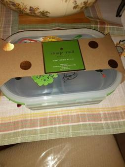 KATE SPADE ~  All in Good Taste ~ PRETTY PANTRY  LUNCH BOX