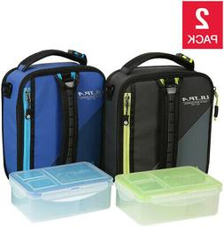 Arctic Zone Ultra Expandable Lunch Box 2-pack