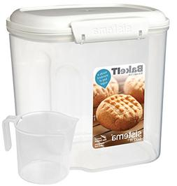 Sistema Bake It Food Storage for Baking Ingredients, Sugar C