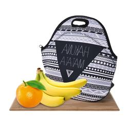Bento Box Bag Lunch Bag Waterproof Insulated Neoprene Cooler