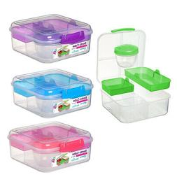 Sistema Bento Cube Food Storage Container Balance Portion To