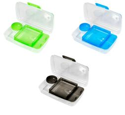 Bento Lunch Box - Portion Control Meal Prep Box - Sandwich B