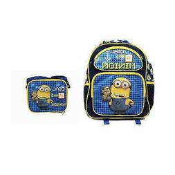 "Black and Blue Dial 5 for Minion Despicable Me 16"" inches Ba"