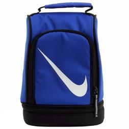 Nike Boys' Contrast Insulated Tote Lunch Bag Game Royal