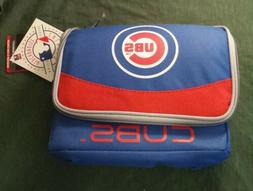 CHICAGO CUBS Insulated 6-Pack Cooler or Lunch Box, NEW MLB