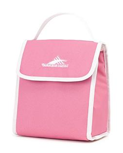 High Sierra Classic Lunch Kit, Pink Lemonade/White