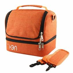 Cooler Insulated Lunch Bag Waterproof Thermal Cooler & Adjus