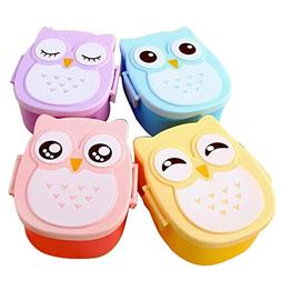 Cute Bento Lunch Box Kids Adult Kawaii,Food Container,Animal