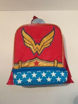 DC Lunch Boxes Superhero Girls With Cape