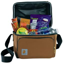 Deluxe Dual Compartment Insulated Lunch Cooler Traveling Bag