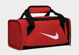 Nike Deluxe Insulated Tote Lunch Bag Small Duffle Gym Red Bo