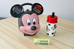 disney mickey mouse head lunch box
