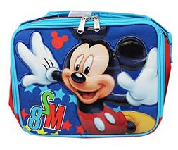 New Disney Mickey Mouse Lunch Bag/Box