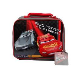 Disney Pixar Cars 3 Piston Cup Lunch Bag