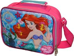 Disney Princess Girl's The Little Mermaid Ariel Insulated Lu