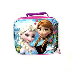 Disney FCCOR17ZA Frozen Lunch Kit, Pink