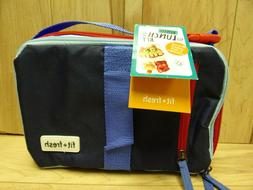 Fit + Fresh Bento Lunch Kit Insulated Lunch Box