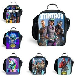 Fortnite Fort Nite Fortnight Game Lunch box School Bag Lunch