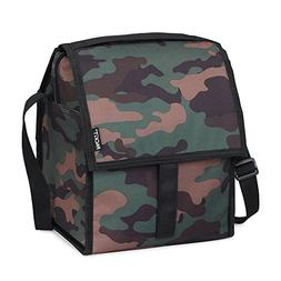 PackIt® Freezable Deluxe Lunch Bag - Camo
