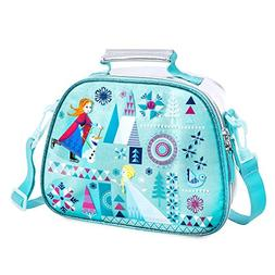 Disney Frozen Lunch Tote Metallic