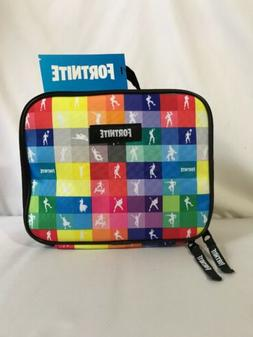 FORTNITE Game Amplify Dance  Lunch box School SCHOOL Bag Lun