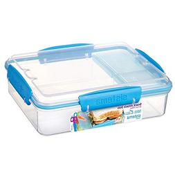 Sistema To Go Collection Snack Attack Duo Food Storage Conta