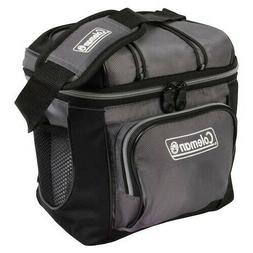 Grey Coleman 9-Can Soft-Sided Cooler/Lunch Box