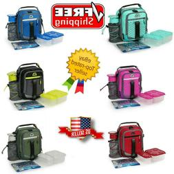 Arctic Zone High-Performance Dual-Compartment Lunch Box - As