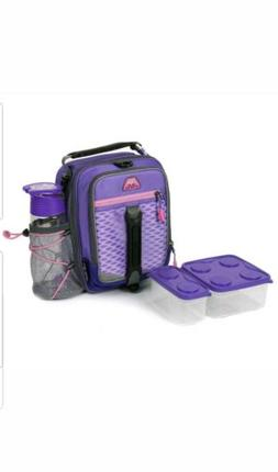 ARCTIC ZONE HIGH-PERFORMANCE DUAL-COMPARTMENT * Lunch Box *