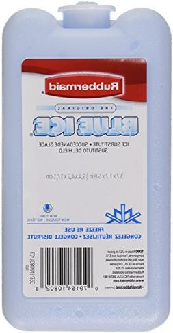 Rubbermaid 1080-16-220 Blue Ice Block Module Ice Pack