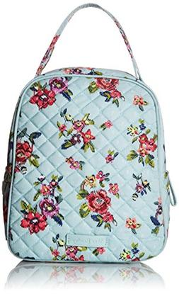Vera Bradley Iconic Lunch Bunch, Signature Cotton, Water Bou