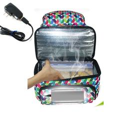 Insulated <font><b>Lunch</b></font> Bag Thermal Cooler Bag <
