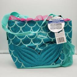 Arctic Zone insulated kids lunch box-Mermaid scales design-z