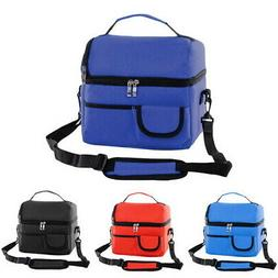 Insulated Lunch Bag For Women Men Kids Cooler Tote Food Lunc