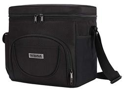 MIER Large Insulated Lunch Bag Picnic Soft cooler Bag for Me