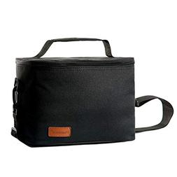 Insulated Lunch Bag Soft Cooler Tote Meal Prep Container Box