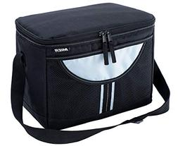 MIER Insulated Lunch Bag for Men Women Adult Leakproof Coole